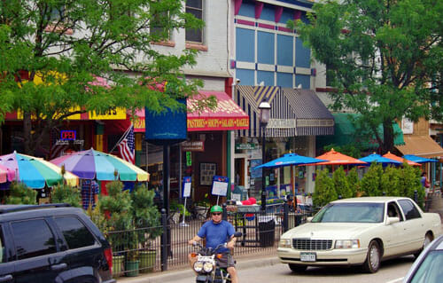 Glenwood Springs Colorado Best Small Town Downtown