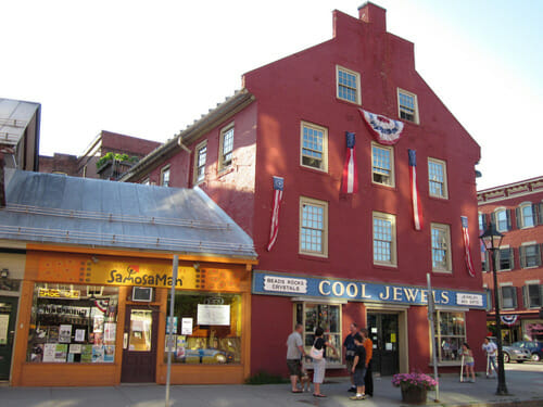 Montpelier Vermont Best Small Town Downtown