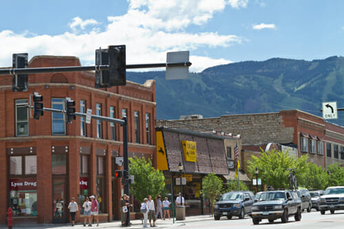 Steamboat Springs Colorado Best Small Town Downtown