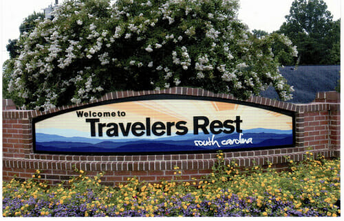 Travelers Rest South Carolina Best Small Town Downtown