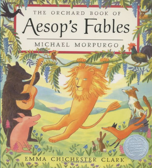 Aesops-fables-childrens-books