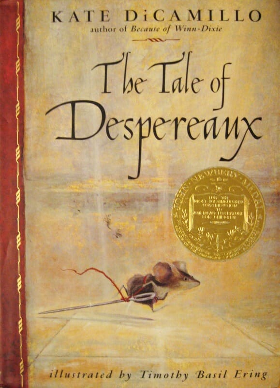 The-tale-of-Despereaux-childrens-books