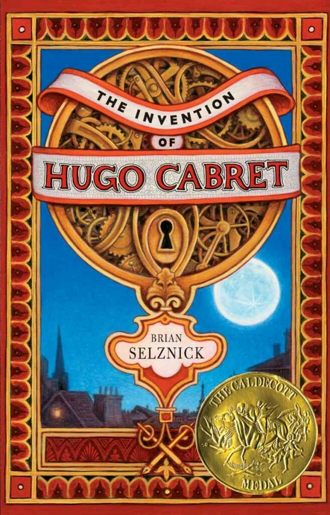 the-invention-of-hugo-cabret-childrens-books