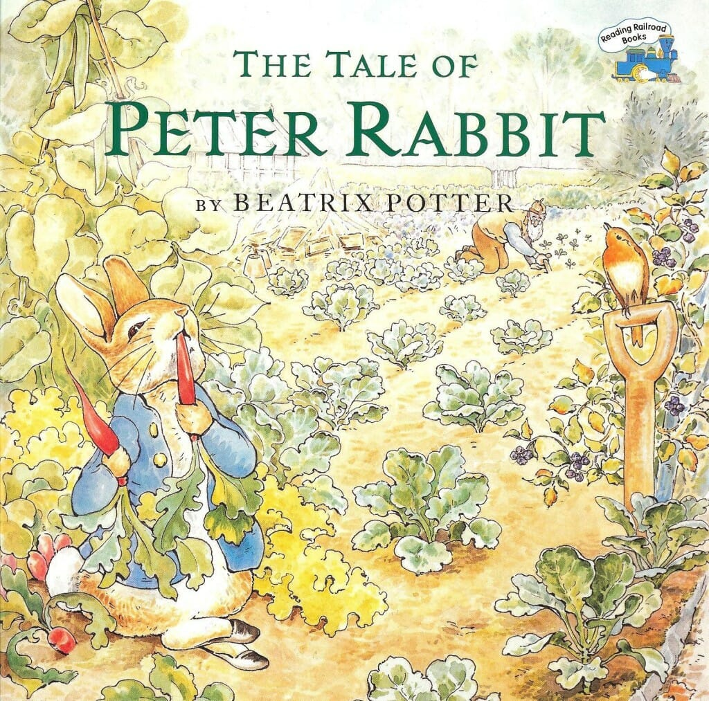 the-tale-of-peter-rabbit-childrens-books